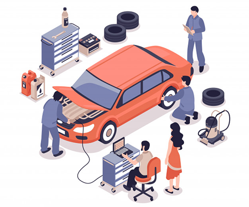 Automobile Industry Software